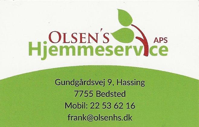 Olsens Hjemmeservice